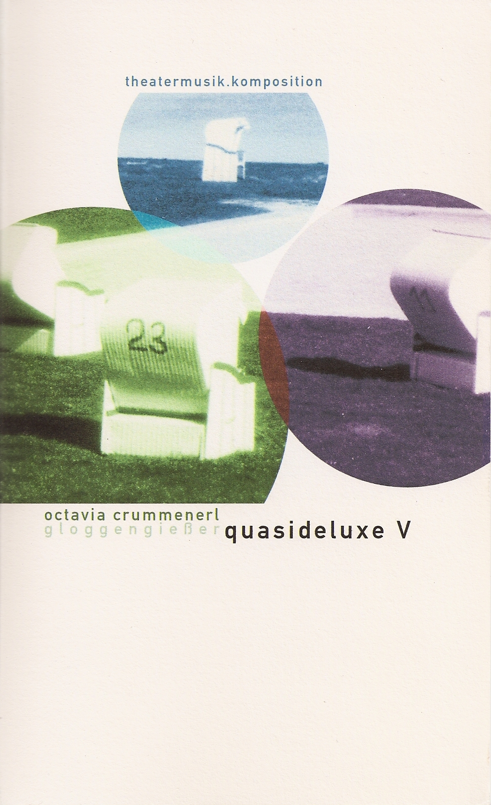 quasideluxe V cd cover