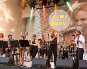 kiwi on the moon – funk- & soulband